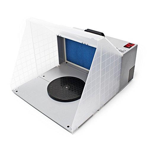 Airbrush Zubehör Absauganlage 3m³/min Farbe Filter Farbnebel W420