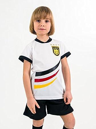 Fußballtrikot T-Shirt Kinder 98-170 Weihnachtsgeschenk mit Wunschname