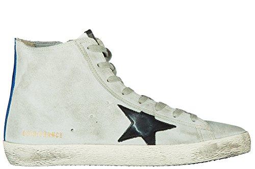 GOLDEN GOOSE Zapatos Zapatillas de Deporte Largas Hombres EN Ante Nuevo Francy b