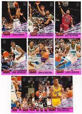 1993 - 1994 Topps Stadium Club Basketball Beam Team Series 2 Set - 14 Cards #14-27 Includes Chris Webber and Anfernee Hardaway Rookie Cards -