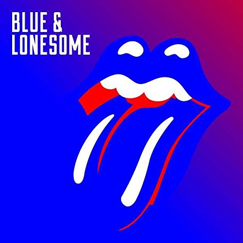 CD : The Rolling Stones - Blue & Lonesome