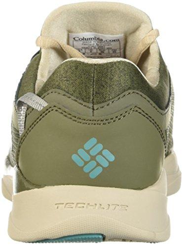 Columbia Ats Trail LF92 Shoes Women Nori/Storm Schuhgröße US 6 | 37 2018 Schuhe