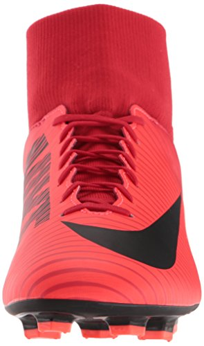 Nike Men's Mercurial Victory Vi Df Fg Football Boots Red (University Red/Bright Crimson/Black) 84s8F