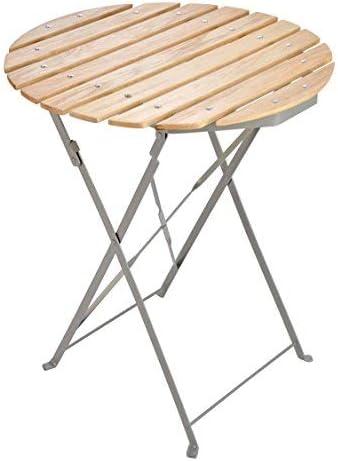 Berliner - Silla de jardín o mesa, plegable con estructura de metal: Amazon.es: Jardín