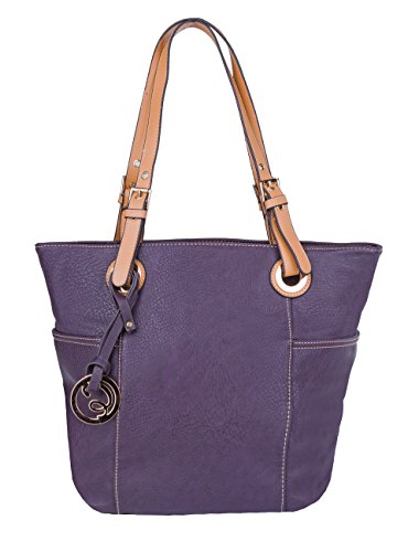 Mama Bag Collection Designer Women Tote MKF for Fashion Purple Tote Bag a07WTqc
