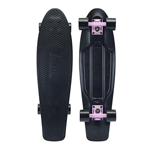 Penny Classic Skateboard - Jet Black Lilac, (Classic Skateboard)