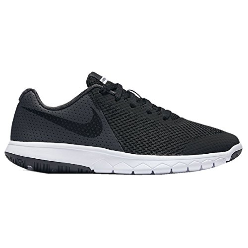 nike Boys Flex Experience 5 (GS) Running Shoes (3.5 Big Kid M, Black/Anthracite/White/Black Boys) by NIKE
