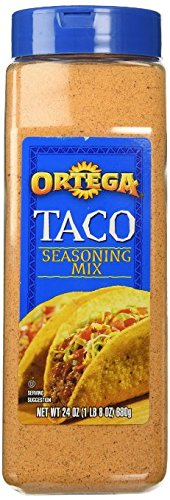 The 10 best ortega taco seasoning mix