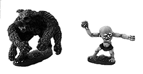 Call of Cthulhu Miniatures: Gnoph-Keh (2)