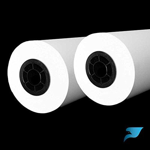 20 LB High Bright Bond 30'' x 300' 2'' core 2 rolls per carton by Freedom