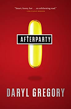 Afterparty by Daryl Gregory author interview