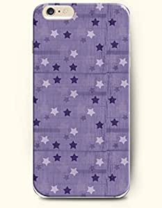 OOFIT Apple iPhone 6 Case 4.7 Inches - Little Purple Star