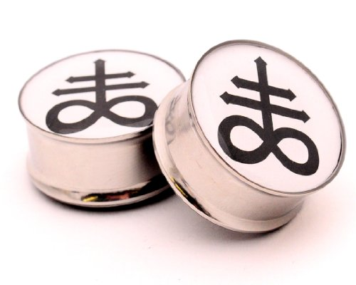 leviathan-cross-picture-plugs-style-1-9-16-14mm-sold-as-a-pair