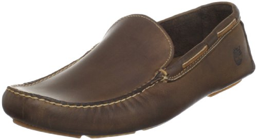 Timberland Men's Venetian Driving Moccasin,Brunished Brown,9 M US