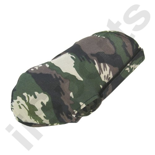 Woodland Camouflage Neoprene Viewloader VL200 GXG Paintball Gun Hopper Loader Padded Sound ()