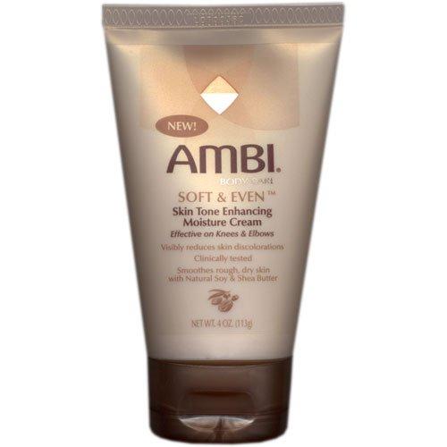 Ambi Skin Tone Enhancing Moisture Cream Soft & Even 4 oz