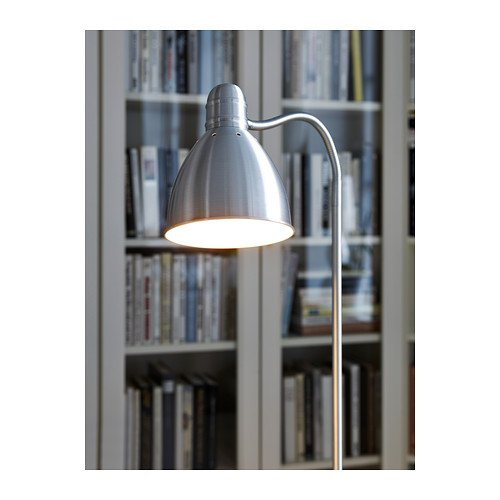High quality lersta floorreading lamp aluminium high quality lersta floorreading lamp aluminium aloadofball Image collections
