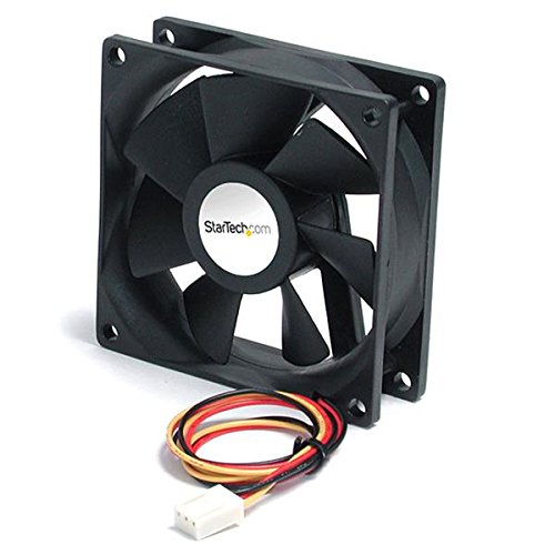 startechcom-90x25mm-high-air-flow-dual-ball-bearing-computer-case-fan-with-tx3-cooling-fan-fan9x25tx