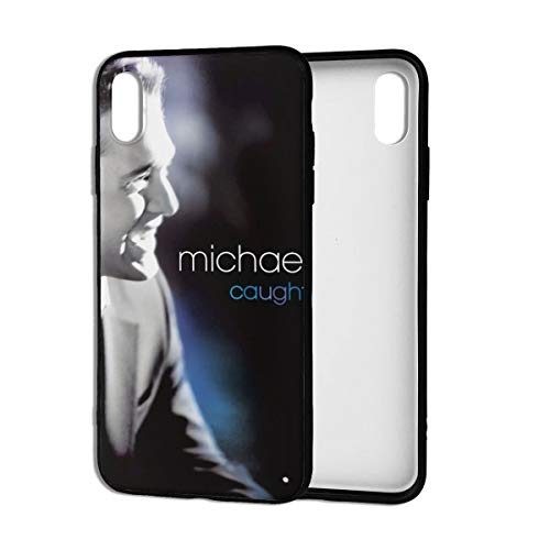 DonaldKAlford Michael Buble Caught in The Act Luxury Fashion Case for iPhone Xs Max,6.5 Inches (Michael Buble Caught In The Act Home)
