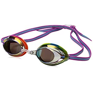 Speedo Jr Vanquisher 2.0 Mirrored Swim Goggles