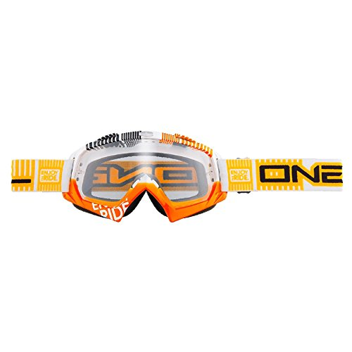 ONeal Crossbrille B-Flex ETR Orange
