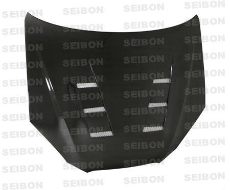 Seibon HD0809HYGEN2D-TS Carbon Fiber Hood TS Style ()