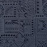 "Cool Tools - Flexible Texture Tile - Botany Borders - 4"" X"