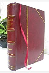 a manual of mood constructions 1867 [Leather Bound] Leather Bound