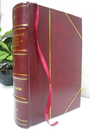The architectural history of Glastonbury abbey 1866 [Leather Bound]