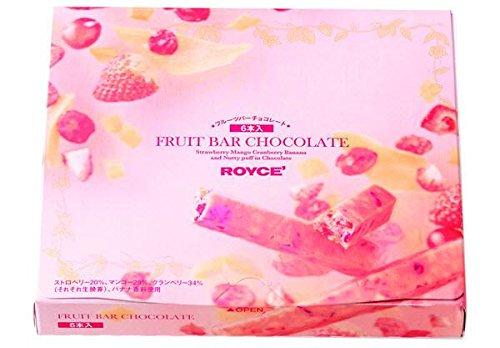 Royce Fruit Bar Chocolate
