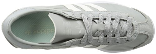 adidas Country Og, Zapatillas de Entrenamiento para Mujer Gris (Clear Onix/off White/ftwr White)
