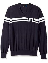 Men's Coolmax Cashmere V-Neck Sweater,