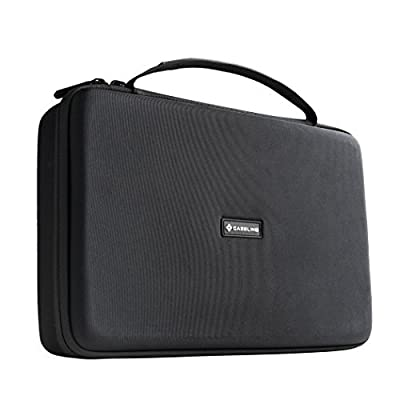 Bose Soundlink 3 Bluetooth Portable Wireless Speaker III Hard Case Travel Bag - Fits the Wall Charger and Fits with the Bose SoundLink III Cover. By Caseling from Caseling