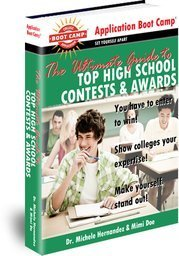 The Ultimate Guide to Top High School Contests and Awards