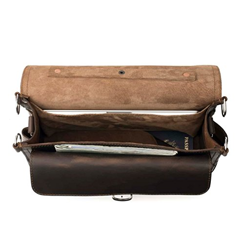 Saddleback Leather Co Slim Full Grain Leather 15 Inch