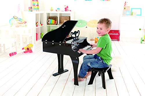 Hape Happy Grand Piano Toddler Wooden Musical Instrument by Hape (Image #2)