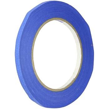 "3M 2090 Scotch-Blue Painters Tape, 0.25"" width x 60yds length (1 roll)"