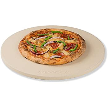 Amazon Com Jamie Oliver Pizza Stone And Serving Rack