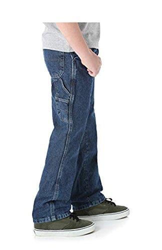 Wrangler Husky or Regular Relaxed Straight Carpenter Jean (10 Husky)