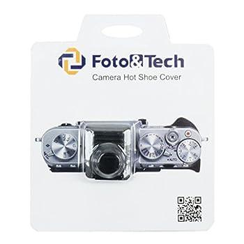 Foto&Tech Standard Hot Shoe Cover for Fujifilm X30, X100T, X-A2, X-T1, X100S, X-Pro1, X-E2, X-E1, X-M1, X-M1, FinePix X100, X20, X10, X-S1