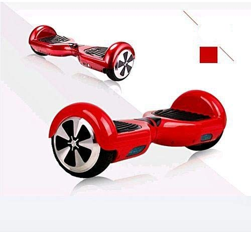 Amazon.com: Hoverboard Safe Smart Red Inteligo - Scooter de ...