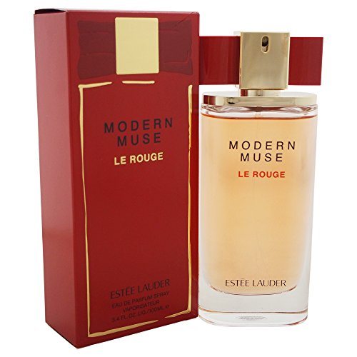 Estee Lauder Modern Muse Le Rouge Women's Eau de Parfum Spray, 3.4 Ounce ()