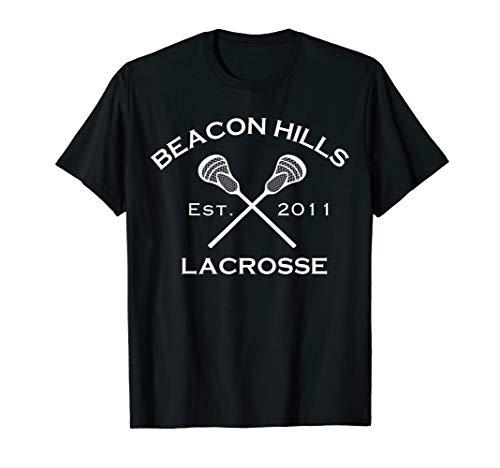 Beacon Hills Stilinski 24 Lacrosse Teen Wolf Inspired TShirt -