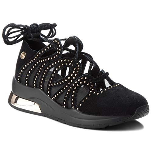 Jo pour Baskets Liu Noir Jeans Femme Noir BpqwxdcUOx