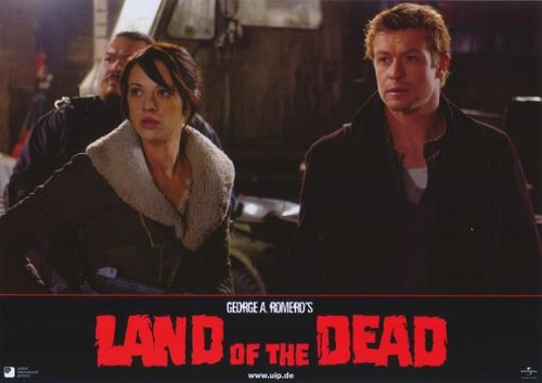 Land of the Dead Poster Movie German G 11x14