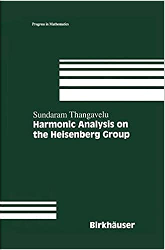 Harmonic Analysis on the Heisenberg Group (Progress in