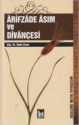 Book Arifzade Asim ve Divancesi