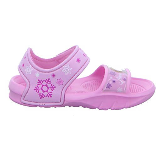 Disney Frozen 29117FRO001/224 Mädchen Sandalette Rot (Rosa)