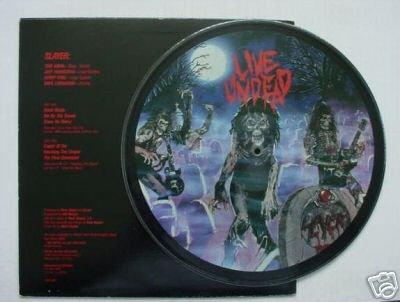 Live Undead (picture Disc)