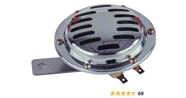 Wolo High-Tone Chrome Horn 275-2T